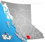 Fraser Valley Regional District, British Columbia Location.png
