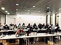 Frauen für Wikipedia Edit-a-thon vom 7. November 2018.jpg