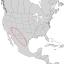 Fraxinus cuspidata range map 1.png
