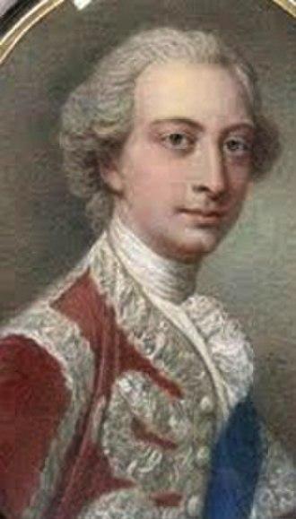 Frederick Calvert, 6th Baron Baltimore - Frederick Calvert, 6th Lord Baltimore