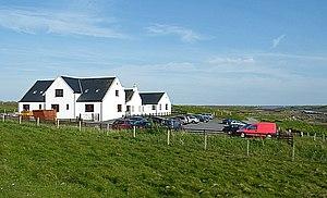 Carinish - Image: Free Church at Cairinis geograph.org.uk 1341407