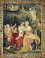 French tapestry, Diana choosing Daphne as her ideal.jpg