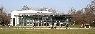 University of Karlsruhe - Audimax at Forum