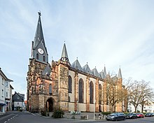 stadtkirche friedberg wikipedia. Black Bedroom Furniture Sets. Home Design Ideas