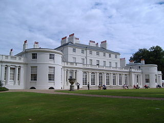Frogmore House Grade I listed historic house museum in Windsor, United Kingdom