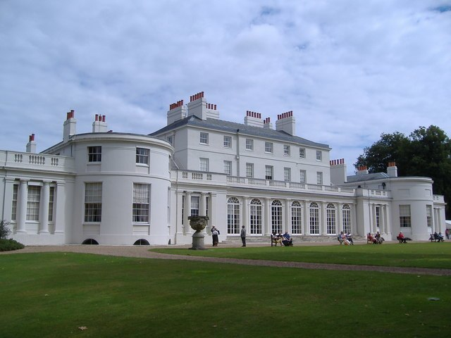 Frogmore House, Windsor Great Park - geograph.org.uk - 265497