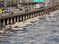 Frozen Schuylkill River, Philadelphia 2014b.JPG
