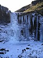 Frozen waterfall, Cote Gill - geograph.org.uk - 135301.jpg
