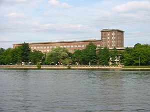 Rundfunk der DDR - Funkhaus Nalepastraße in East Berlin (2005)