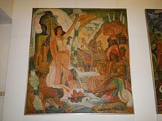 Botong Francisco - Image: Fvr Museuj 6650 34