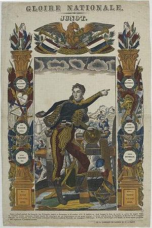 Joconde - Image: Général GLOIRE NATIONALE JUNOT