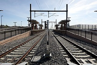 60th & Sheridan/Arvada Gold Strike station