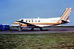 G-RVIP Bandeirante Genair CVT 13-07-1982 (29349192056).jpg