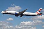 G-STBG Boeing 777 British Airways (16416420620).jpg