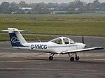 G-VMCG Piper Tomahawk 38 (30634131300).jpg