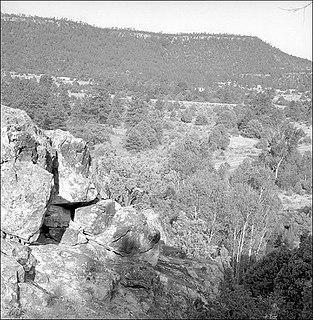 Glorieta Pass Battlefield United States historic place