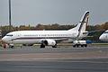 GainJet Aviation, SX-ATF, Boeing 737-406 (16454628321).jpg