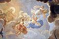Galleria di luca giordano, 1682-85, carro del sole 03 aurora e stagioni.JPG