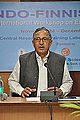Ganga Singh Rautela - Inaugural Address - Indo-Finnish-Thai Exhibit Development Workshop - NCSM - Kolkata 2014-11-24 9402.JPG