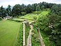 Gardens Behind The Vice Regal Lodge, Shimla.JPG