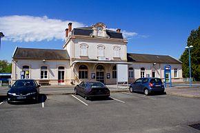 Gare de saint amand montrond orval wikipedia wolna - Office de tourisme saint amand montrond ...
