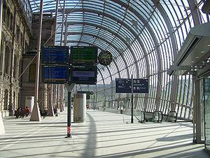 Ville De Strasbourg Les Lignes De Tram A Et D Interrompues