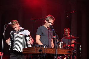 Garish - Garish at the Heimatsound-Festival 2015