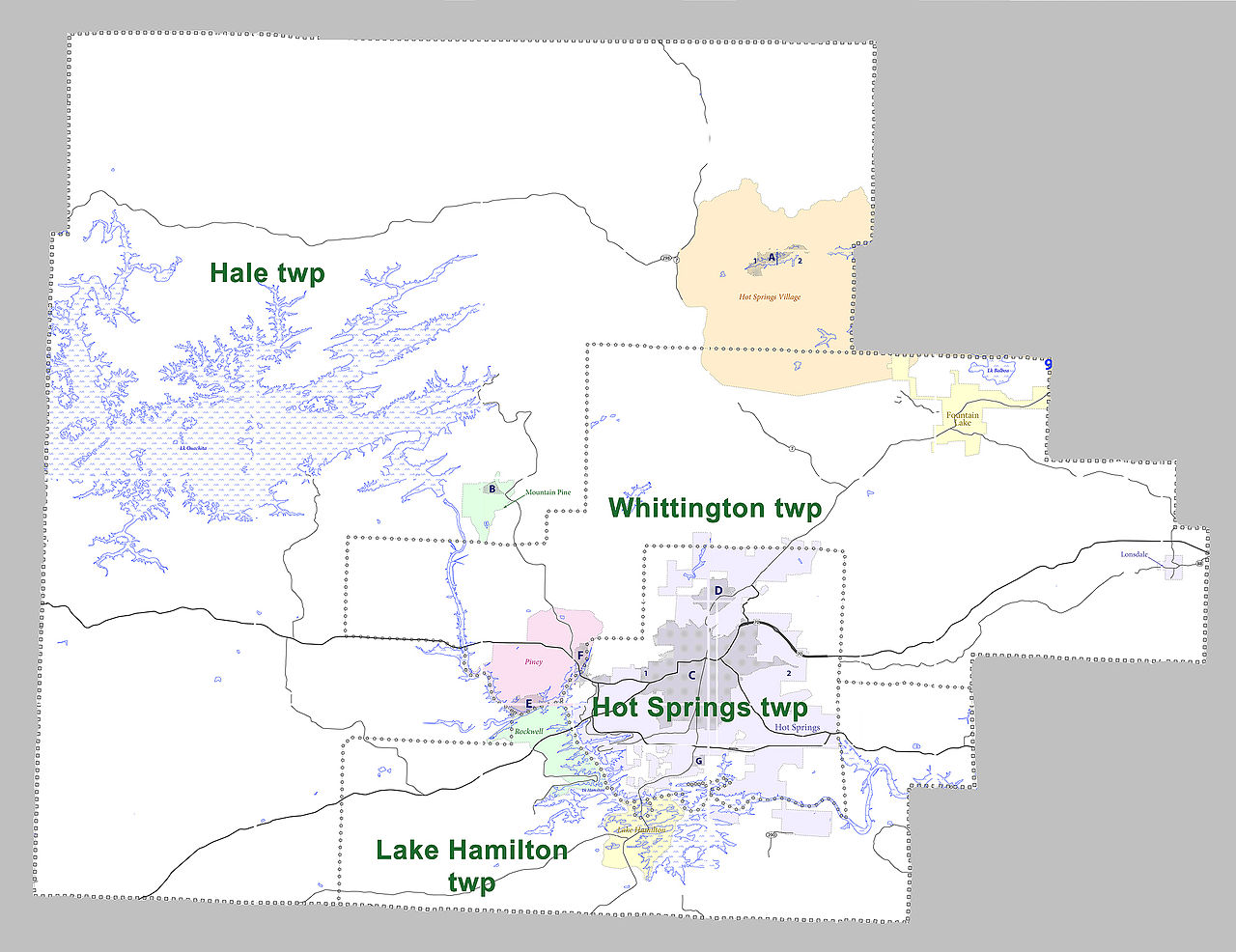 FileGarland County Arkansas 2010 Township Map largejpg Wikimedia