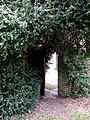 Gateway from the Secret Garden - geograph.org.uk - 706226.jpg