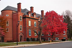 Building at Lutheran Theological Seminary in G...