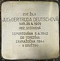Gedenkstein für Gertruda Deutschova (Brno).jpg