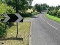 Gelsmoor Road near Newbold, Leicestershire - geograph.org.uk - 911994.jpg