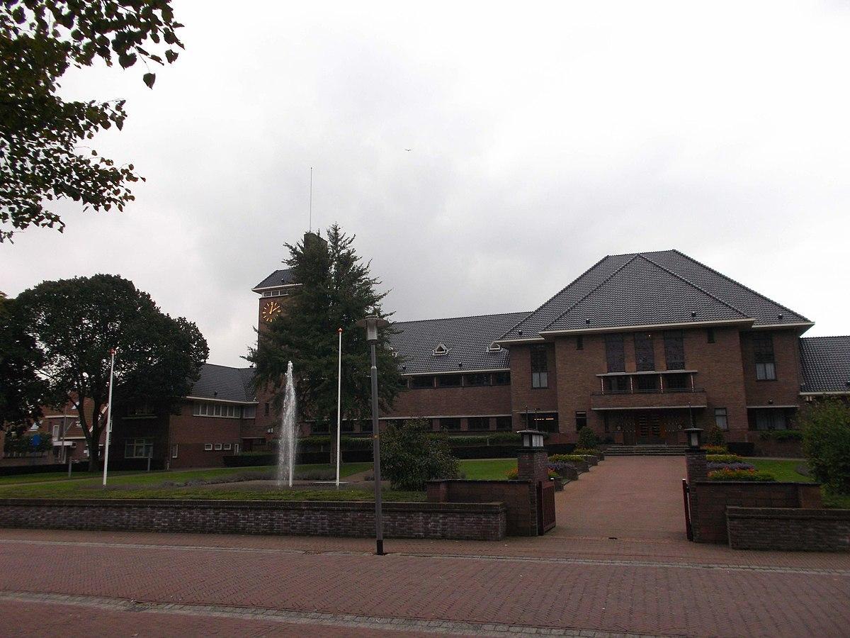 Gemeentehuis van katwijk wikipedia - Expressionistische architectuur ...