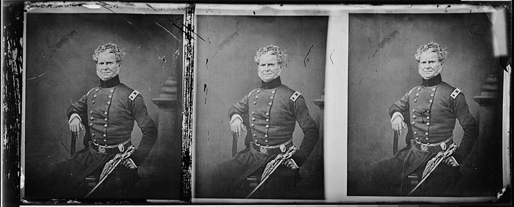 Gen. David E. Twiggs - NARA - 528178