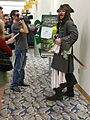 Gen Con Indy 2008 - Jack Sparrow interview.JPG