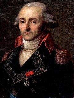 Hugues Alexandre Joseph Meunier French military personnel (1751-1831)