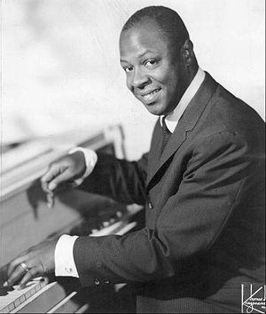 George Kirby - Kirby in 1964.