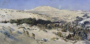 George Lambert Battle of Romani AWM ART09556.jpeg