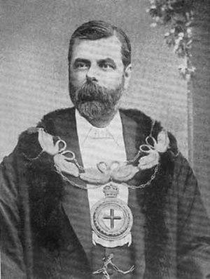 George Shenton - Sir George Shenton