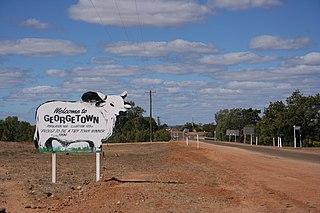 Georgetown, Queensland Town in Queensland, Australia