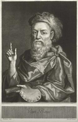Gerard Edelinck - Portrait of Pierre van Bouc (probably Peter van Boucle).tiff
