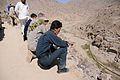 Ghazni PRT Surveys Mountainside School, Dam DVIDS330311.jpg