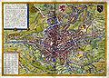 Ghent, Belgium, Braun & Hogenberg, 1572.jpg