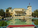 Gouverneurshaus in Jalalabad