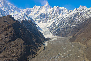 Gojal - Ghulkin Glacier