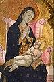 Giacomo da campli (maestro dei polittici crivelleschi), madonna in trono adorante il bambino, 1450-1500 ca., da s. giuliano all'aquila 02.jpg