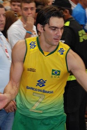 Banco do Brasil - Giba