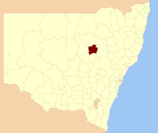 Gilgandra Shire Local government area in New South Wales, Australia