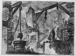 Giovanni Battista Piranesi - Le Carceri d'Invenzione - First Edition - 1750 - 13 - The Well.jpg