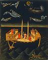 Giovanni di Paolo (Giovanni di Paolo di Grazia) - Saint Nicholas of Tolentino Saving a Shipwreck - Google Art Project.jpg